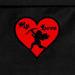 My Love T-Shirts - Kids' Backpack
