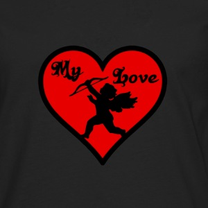 My Love T-Shirts - Men's Premium Longsleeve Shirt