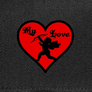 My Love T-Shirts - Snapback Cap