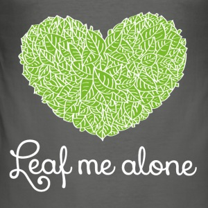 Leaf me alone!! Baby Bodys - Männer Slim Fit T-Shirt