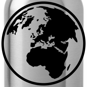 world T-Shirts - Water Bottle