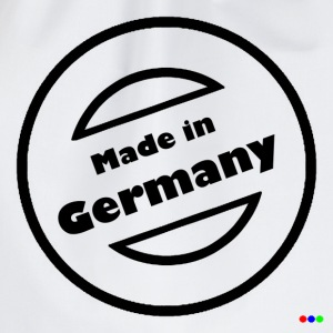 Made in Germany 2 T-Shirts - Turnbeutel