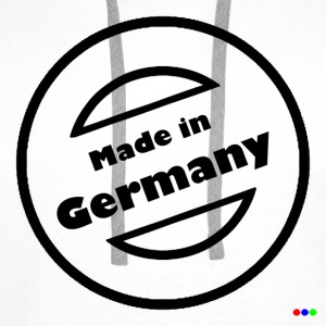 Made in Germany 2 T-Shirts - Männer Premium Hoodie