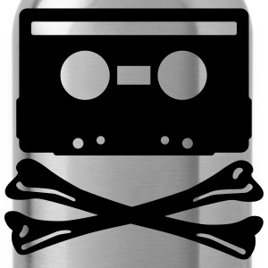 cassette tape T-shirts - Drinkfles