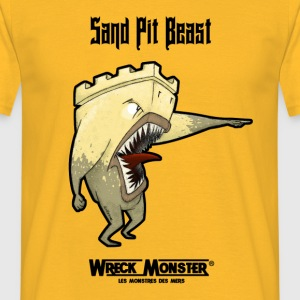 SAND PIT 2 - T-shirt Homme