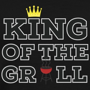 Grill King of the Manches longues - T-shirt Premium Homme