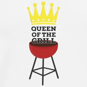 Queen of the grill Baby Bodys - Männer Premium T-Shirt