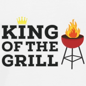 King of the grill Tops - Männer Premium T-Shirt