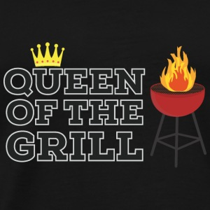 Queen of the grill Bodys Bébés - T-shirt Premium Homme
