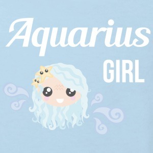 Aquarius Girl - Kinder Bio-T-Shirt
