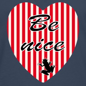 be nice T-Shirts - Men's Premium Longsleeve Shirt