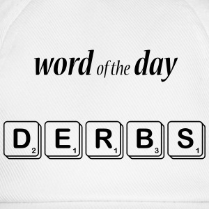 Word of the Day - DERBS - Baseball Cap