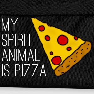 My Spirit Animal Is Pizza T-Shirts - Kinder Rucksack