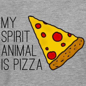 My Spirit Animal Is Pizza T-Shirts - Männer Premium Langarmshirt