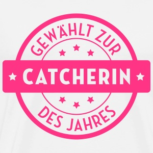 Wrestling Ringen Catcher Catch Catcherin Ringer Schürzen - Männer Premium T-Shirt