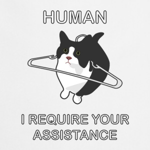 Human, I require your assistance! Other - Cooking Apron
