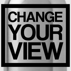 Change Your View - Men's Premium T-shirt - Water Bottle