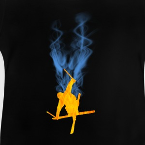 Freestyle ski - Baby T-shirt