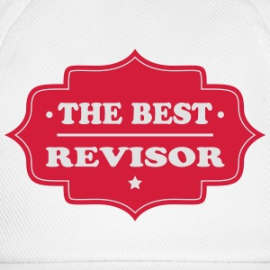 The best revisor T-skjorter - Baseballcap