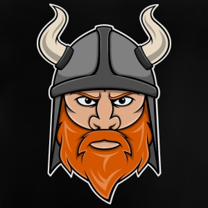 Viking Warrior Head Shirts - Baby T-Shirt
