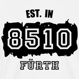 Established  8510 Fürth Pullover & Hoodies - Männer Premium T-Shirt