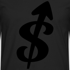 dollars T-Shirts - Men's Premium Longsleeve Shirt
