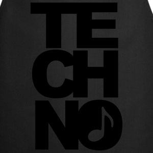 techno T-Shirts - Cooking Apron