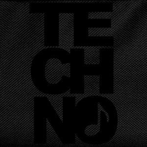 techno T-Shirts - Kids' Backpack