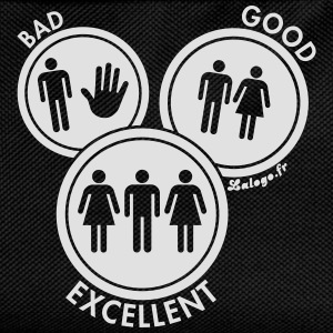 Sex could be Bad, Good or Excellent ! Tee shirts - Sac à dos Enfant