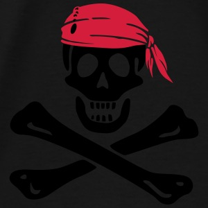 jolly roger pirate Hoodies & Sweatshirts - Men's Premium T-Shirt