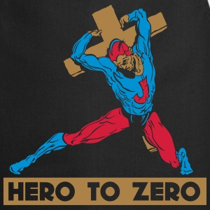 HERO TO ZERO 3 - Tablier de cuisine