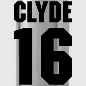 Clyde 16 Teamplayer Pullover & Hoodies - Trinkflasche