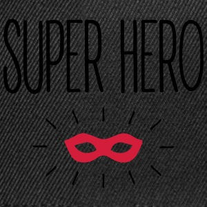 Super Hero Tee shirts - Casquette snapback