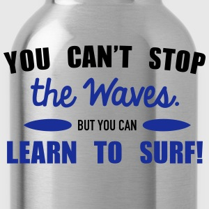Learn to surf Tanktops - Drinkfles