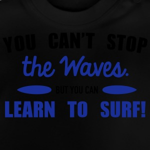 Learn to surf Sweatshirts - Baby T-shirt