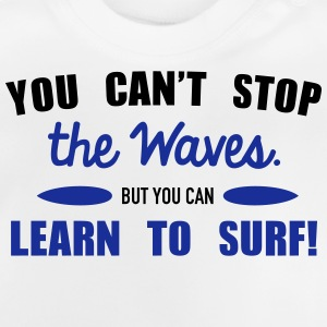 Learn to surf T-shirts - Baby T-shirt