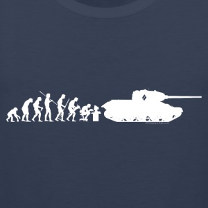 World of Tanks Darwin Homme tee shirt manches long - Débardeur Premium Homme