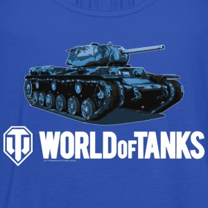 World of Tanks Blue Tank Männer T-Shirt - Frauen Tank Top von Bella