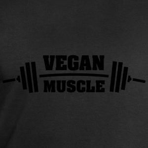 Vegan Muscle Sports wear - Men's Sweatshirt by Stanley & Stella