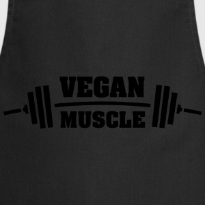 Vegan Muscle Sports wear - Cooking Apron