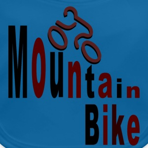 Mountain bike Shirts - Bio-slabbetje voor baby's