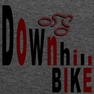 Downhill bike T-shirts - Vrouwen tank top van Bella