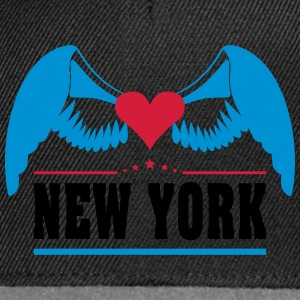 New York Tee shirts - Casquette snapback