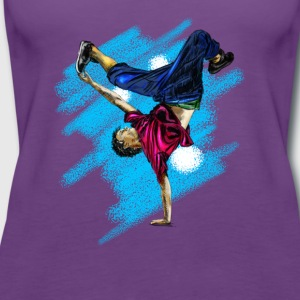 hip hop T-Shirts - Frauen Premium Tank Top