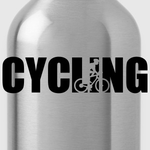 Cycling T-Shirts - Trinkflasche