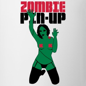 zombie PIN-UP  T-Shirts - Mug