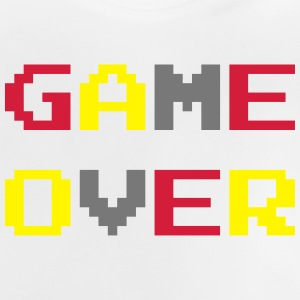 Game Over / Geek / Gaming / Gamer / Gamer / Player Tee shirts - T-shirt Bébé