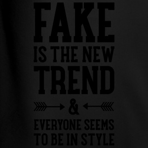 Fake Is The New Trend T-Shirts - Men's Football shorts