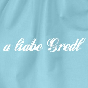 a liabe Gredl T-Shirts - Turnbeutel