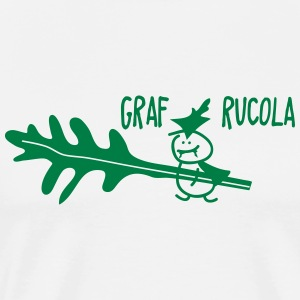 Graf Rucola Sports wear - Men's Premium T-Shirt